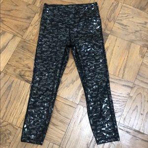 GAP Pants - GapFit highrise blackout camo leggings